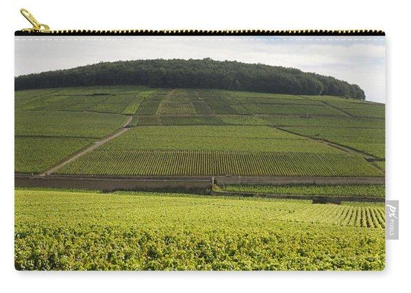 Grand Cru And Premier Cru Vineyards Of Aloxe Corton. Cote De Beaune. Burgundy. France. Europe. Carry-all Pouch