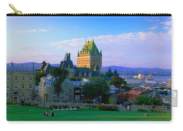 Grand Hotel In A City, Chateau Carry-all Pouch