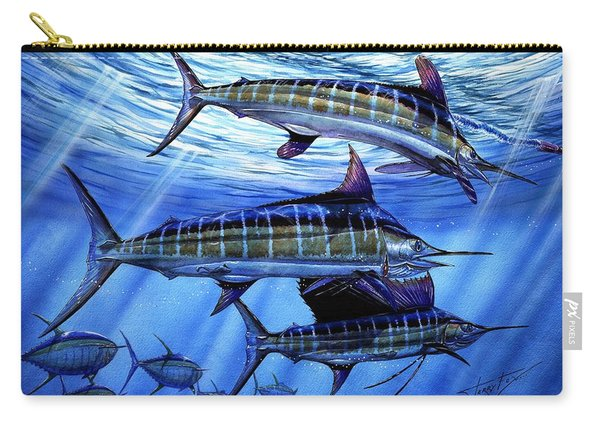 Grand Slam Lure And Tuna Carry-all Pouch