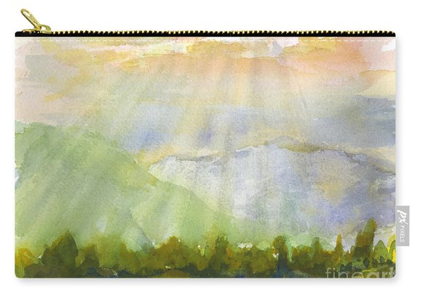 Grandma Cohen Rays Carry-all Pouch