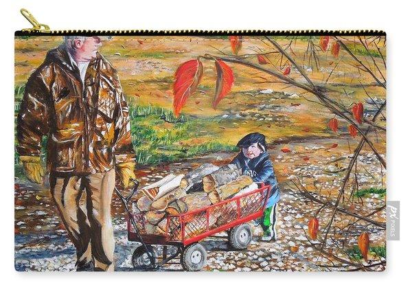 Grandpa's Helper Carry-all Pouch