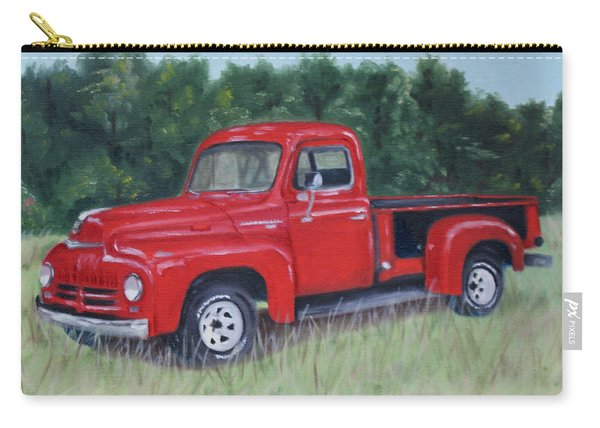 Grandpa's Truck Carry-all Pouch