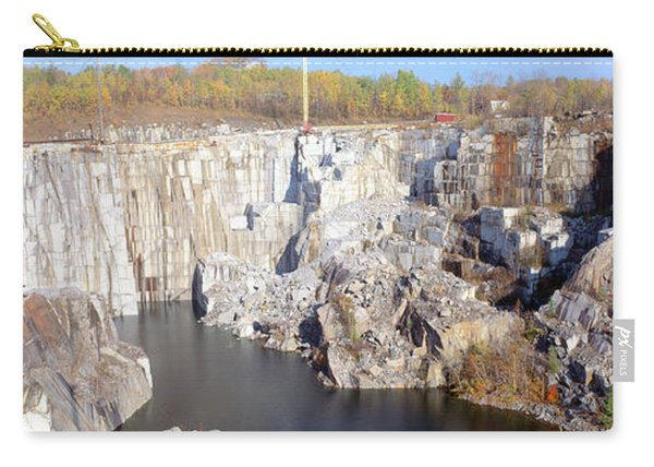 Granite Quarry, Barre, Vermont Carry-all Pouch