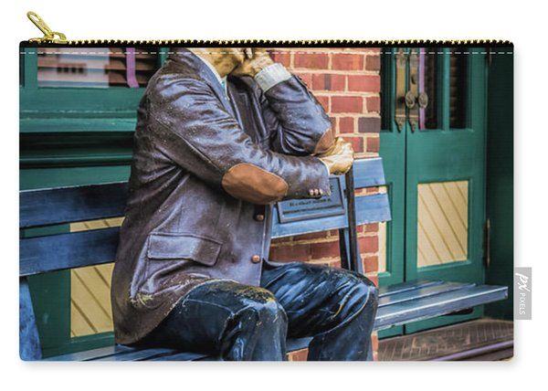 Grapevine Cowboy Carry-all Pouch