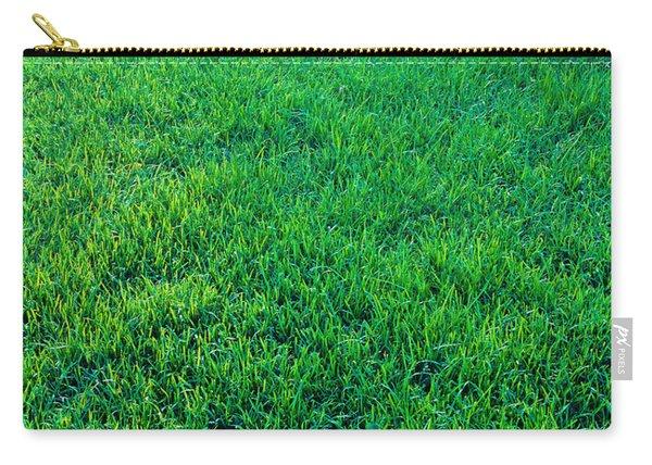 Grass Sacramento Ca Usa Carry-all Pouch
