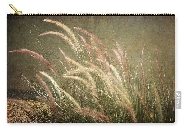 Grasses In Beauty Carry-all Pouch
