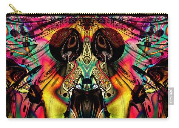 Grateful Desert Skull Carry-all Pouch