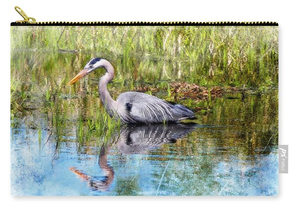 Great Blue Hunter Carry-all Pouch