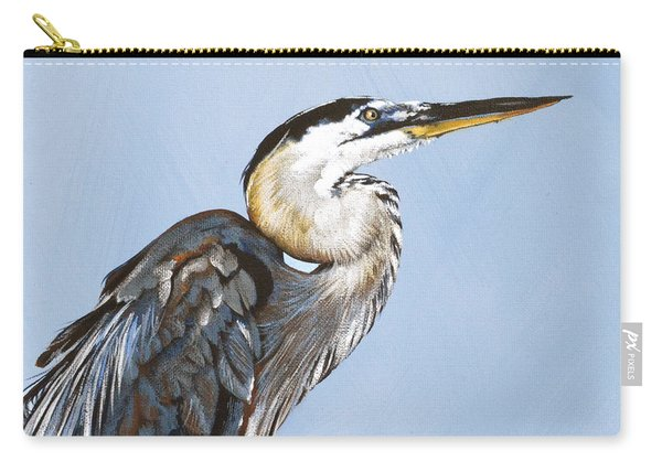 Great Blue I Carry-all Pouch