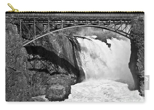 Great Falls In Paterson Nj Carry-all Pouch