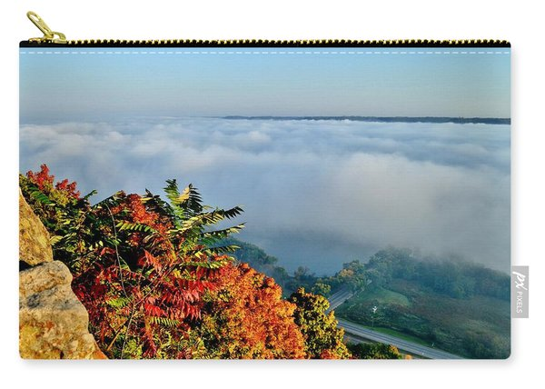 Great River Road Fog Carry-all Pouch