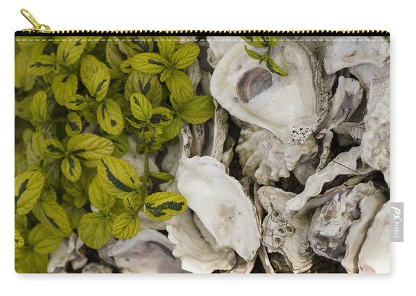 Green Abalone Carry-all Pouch