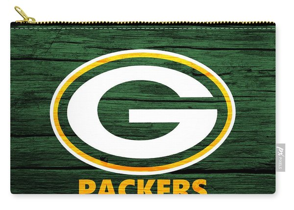 Green Bay Packers Barn Door Carry-all Pouch