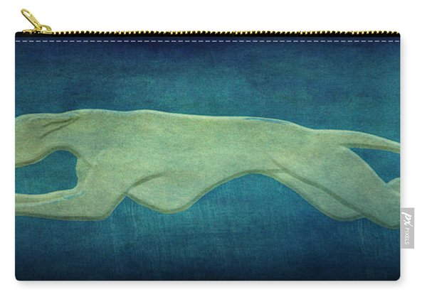 Greyhound Carry-all Pouch