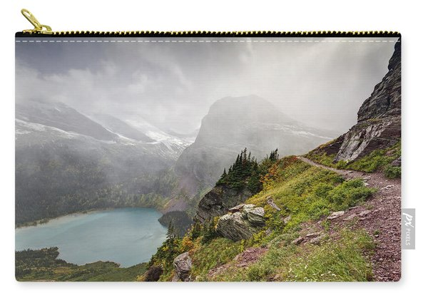 Grinnell Glacier Trail Carry-all Pouch