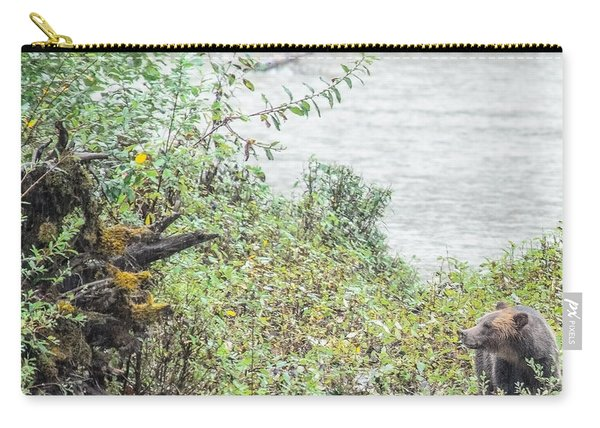 Grizzly Bear Late September 2 Carry-all Pouch