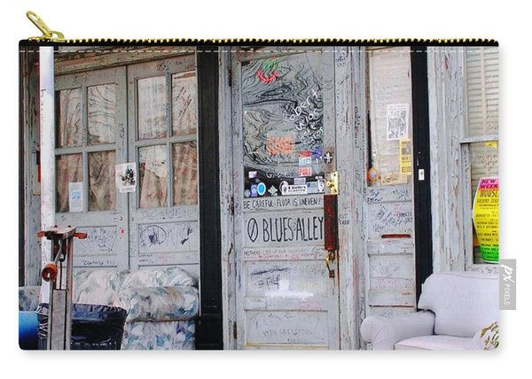 Ground Zero Clarksdale Mississippi Carry-all Pouch