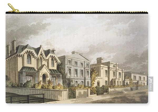 Group Of Villas In Herne Hill Carry-all Pouch