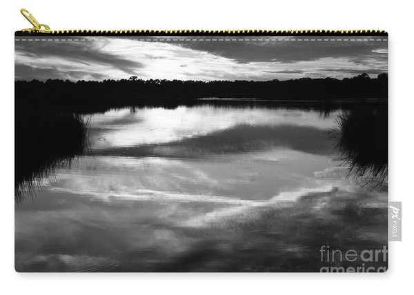 Guana Beach Reflections Carry-all Pouch