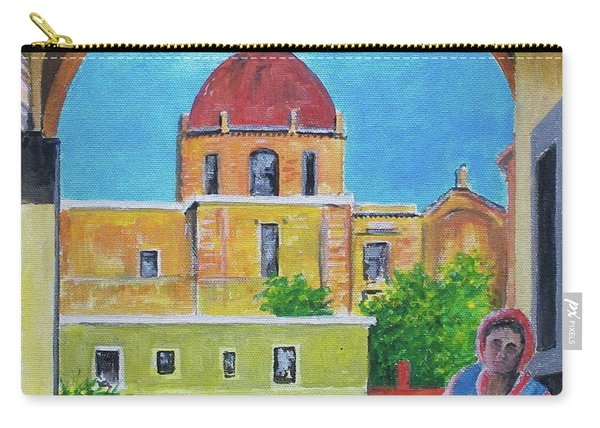Guanajuato Woman Carry-all Pouch