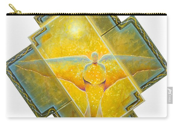 Guardian Of Light Carry-all Pouch