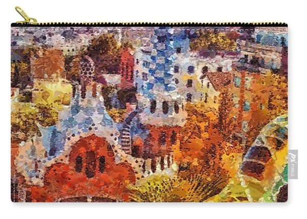 Guell Park Carry-all Pouch