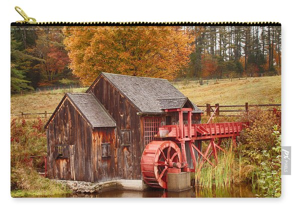 Guildhall Grist Mill Carry-all Pouch