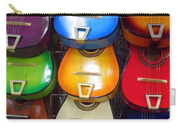 Guitaras San Antonio  Carry-all Pouch