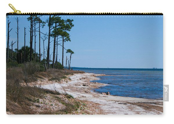 Gulf Island National Seashore 2 Carry-all Pouch