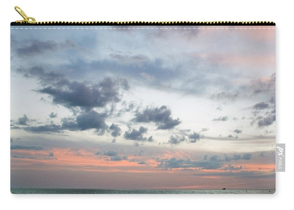 Gulf Of Mexico Sunset Carry-all Pouch