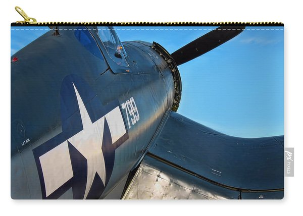 Gull Wing Carry-all Pouch