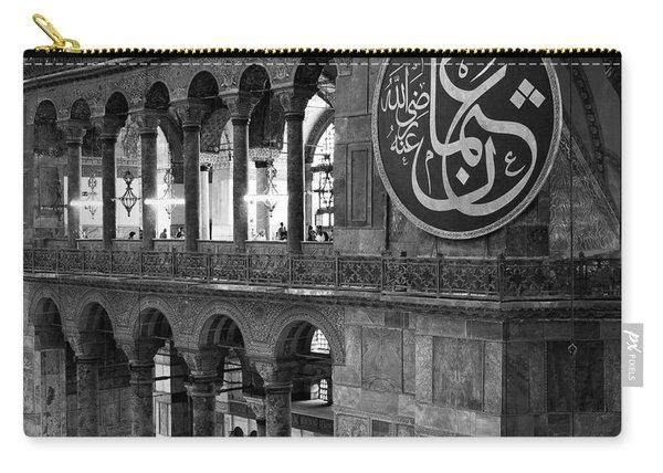 Hagia Sophia Interior 03 Carry-all Pouch