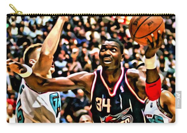 Hakeem Olajuwon Carry-all Pouch