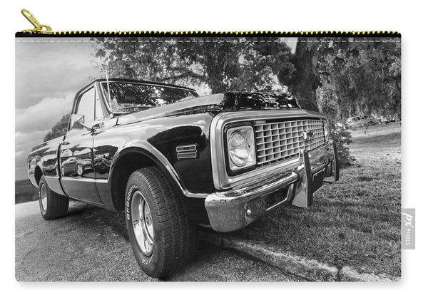 Halcyon Days - 1971 Chevy Pickup Bw Carry-all Pouch