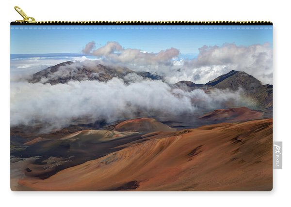Haleakala Meaning House Of The Sun Carry-all Pouch