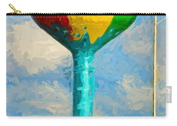 Hallandale Beach Water Tower Carry-all Pouch