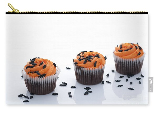Halloween Cupcakes Carry-all Pouch