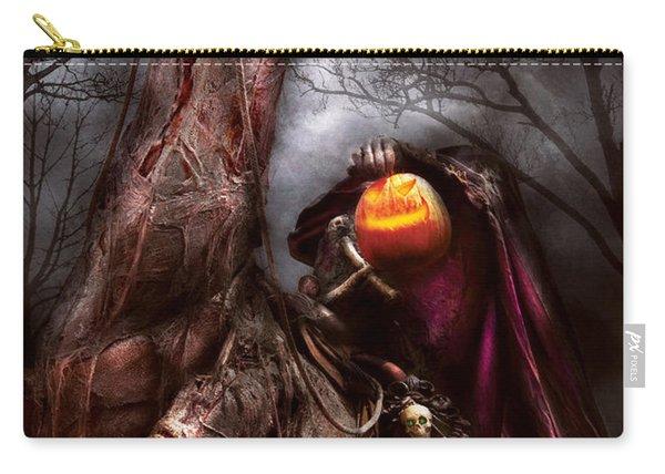 Halloween - The Headless Horseman Carry-all Pouch