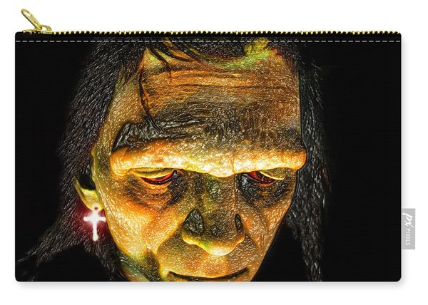 Halloweens Rockstar Carry-all Pouch