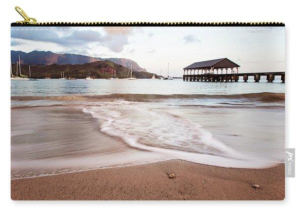 Hanalei Dawn - Kauai, Hawaii Carry-all Pouch