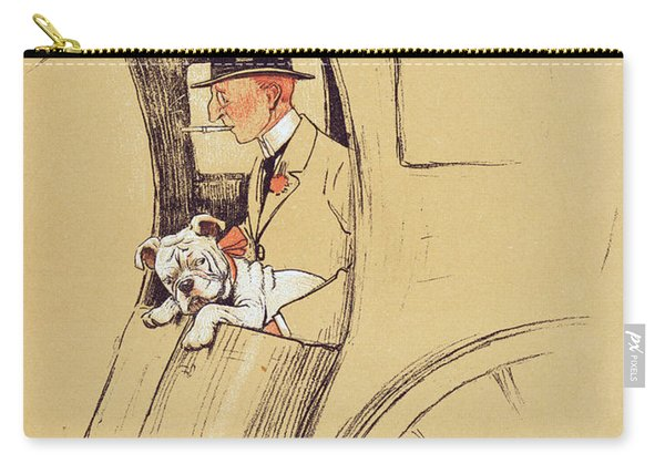 Hansom Cab  Carry-all Pouch