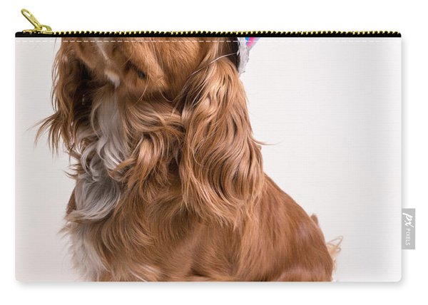 Happy Birthday Dog Carry-all Pouch