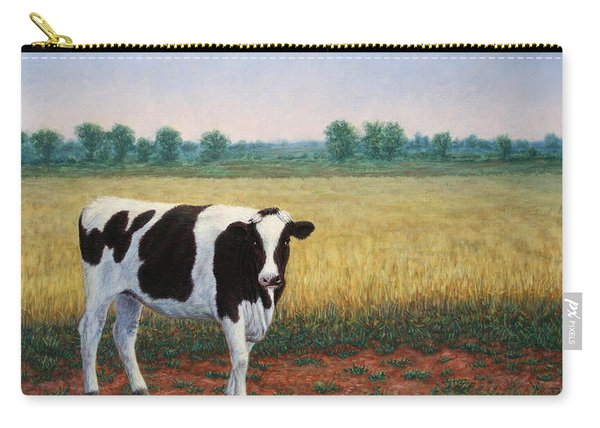 Happy Holstein Carry-all Pouch