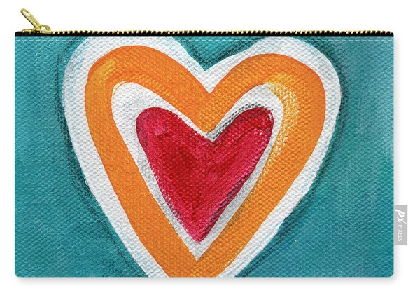 Happy Love Carry-all Pouch
