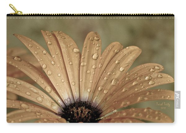 Happy To Be A Raindrop Carry-all Pouch