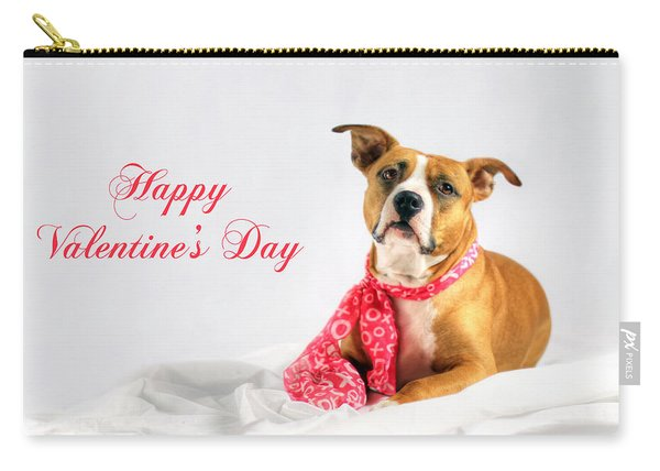 Fifty Shades Of Pink - Happy Valentine's Day Carry-all Pouch