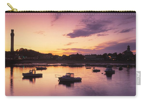Harbor Cape Cod Ma Carry-all Pouch