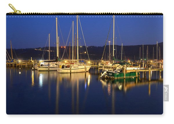 Harbor Nights Carry-all Pouch