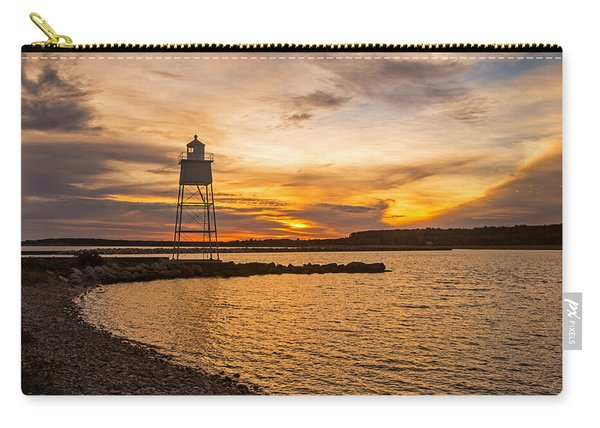 Harbor Sunrise Carry-all Pouch