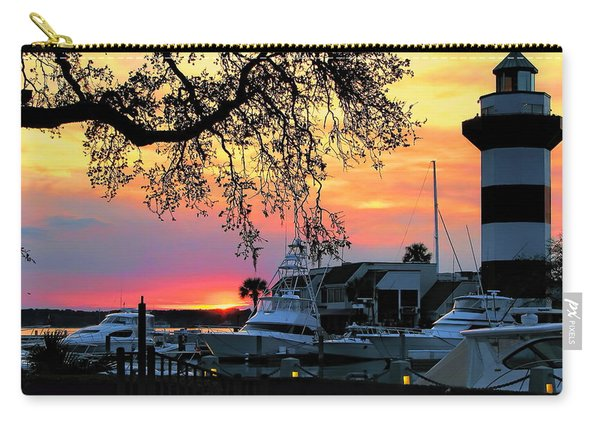Harbour Town Sundown Carry-all Pouch